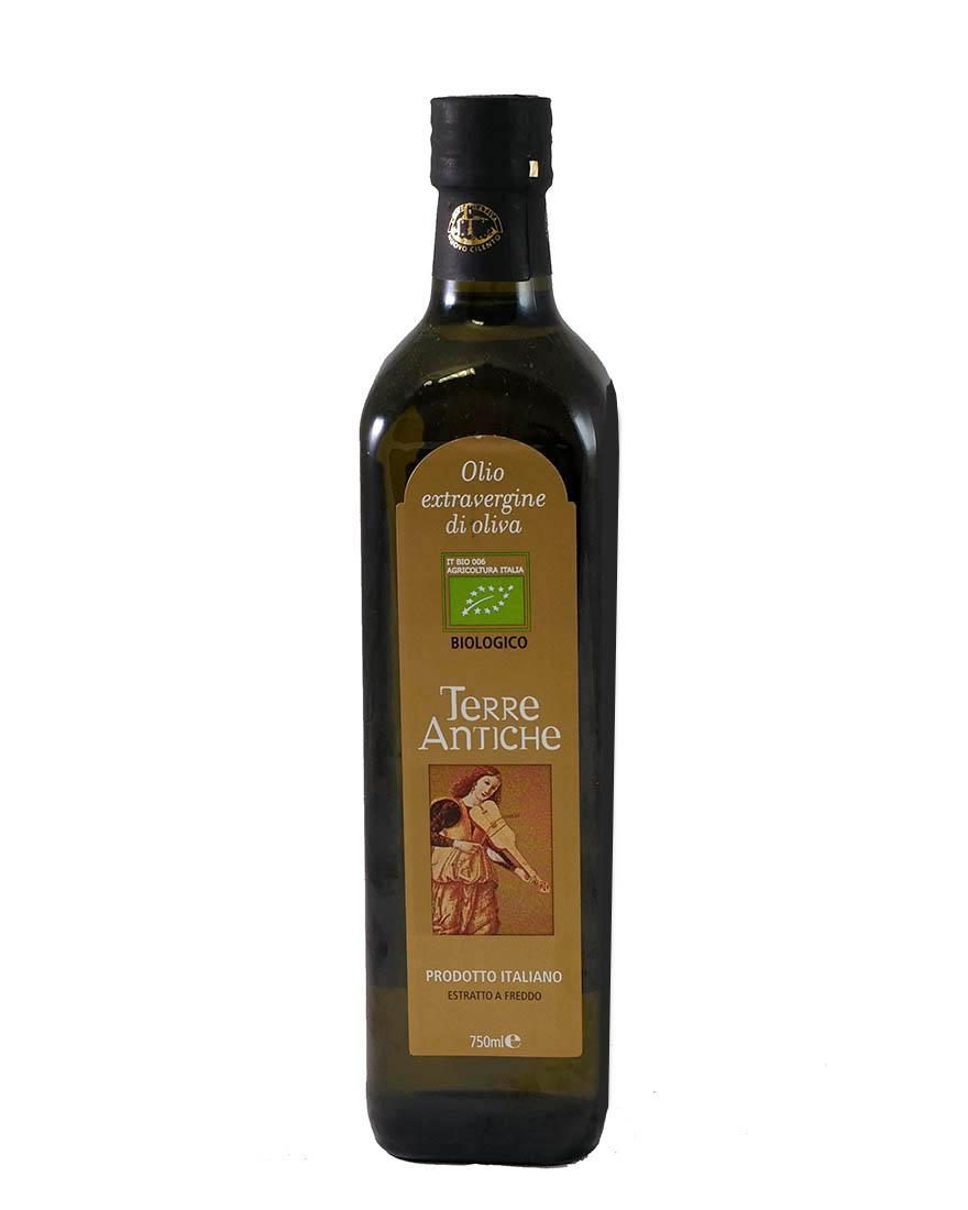 """0,75 l Bio-Olivenöl """"Terre Antiche"""""""