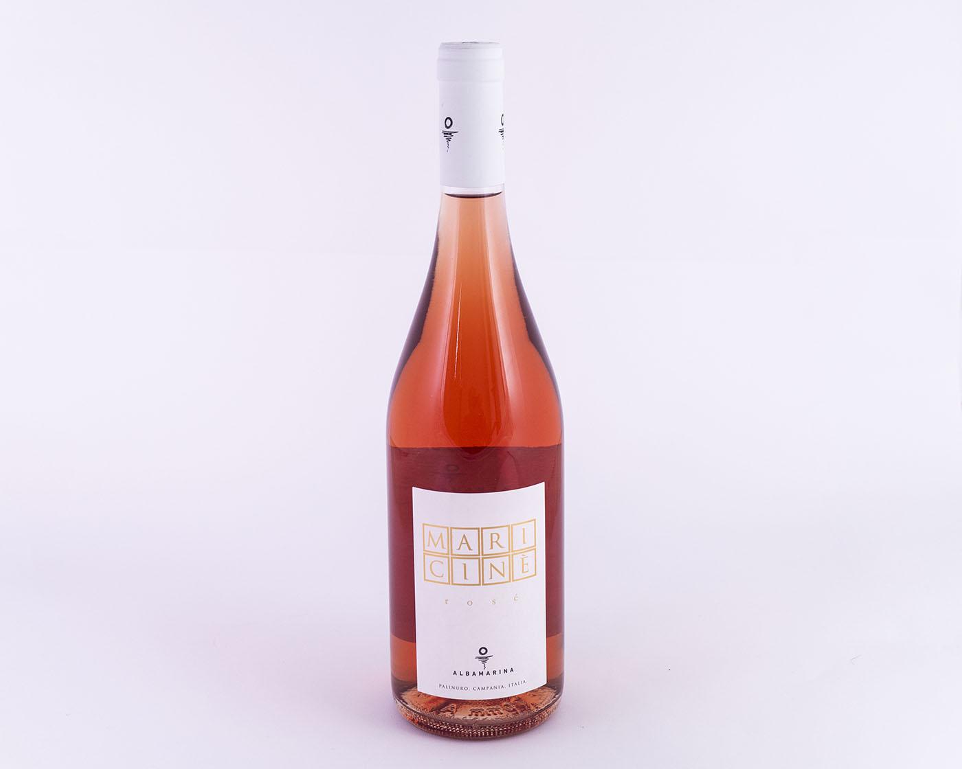Maricinè rosé - Vino Rosé Aglianico
