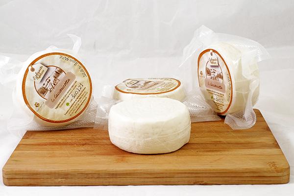 Cacioricotta von Erbanito (Presidio Slow Food)
