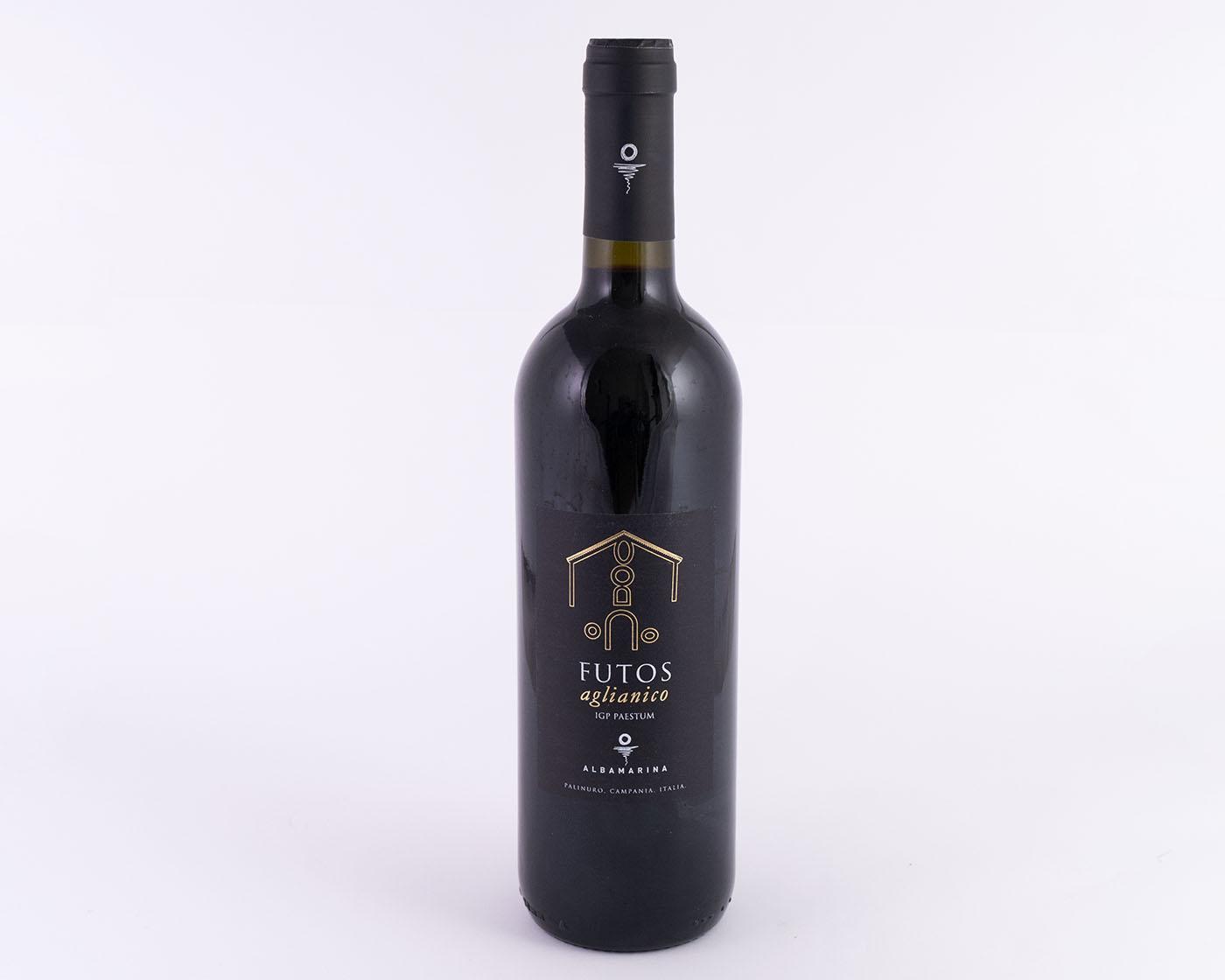 Futos - Vino Rosso Aglianico