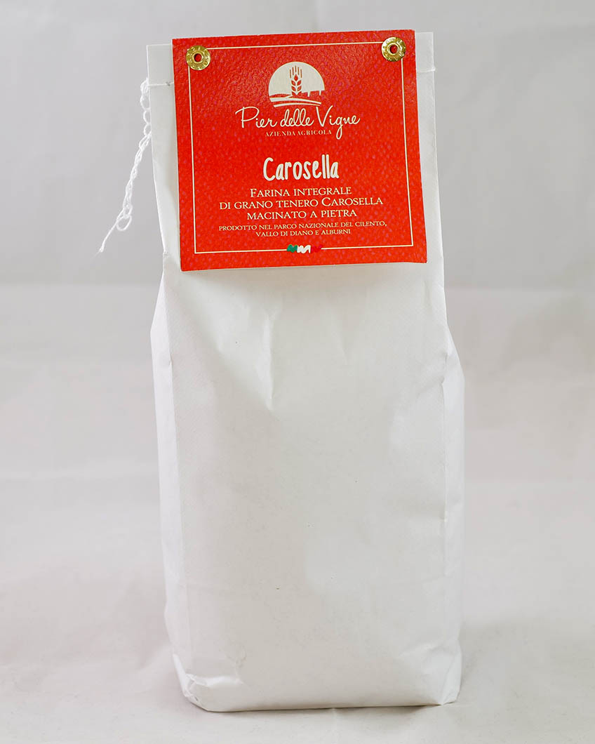 Carosella - Farina integrale di grano tenero