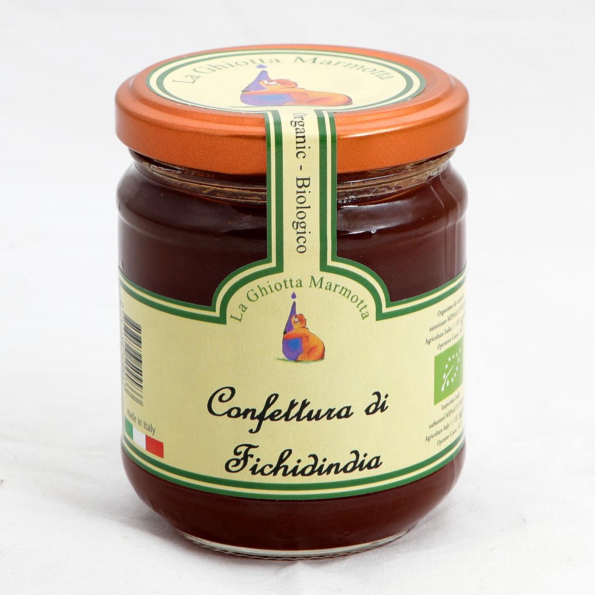 Confettura di Fichidindia Bio