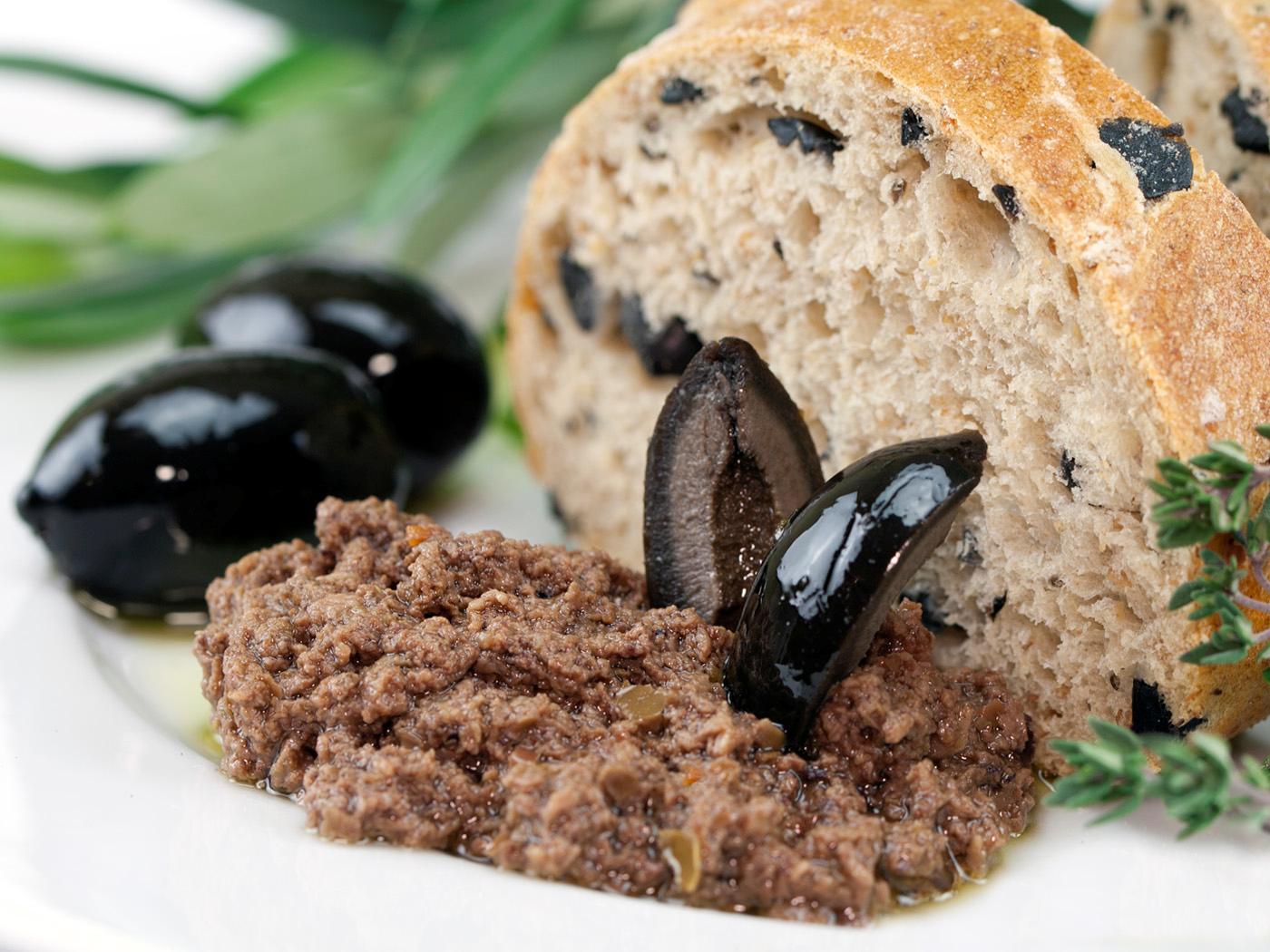 Paté di Olive Nere (Bio)