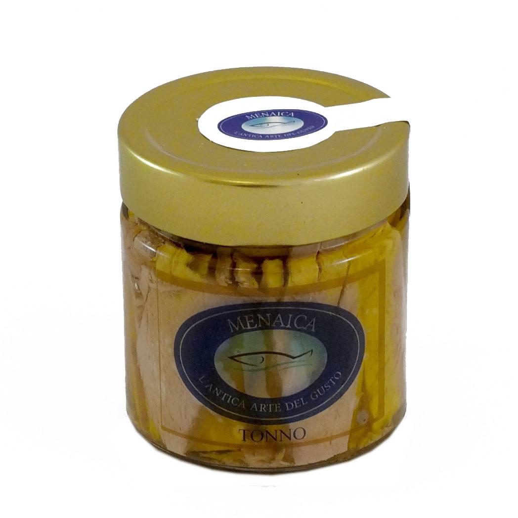 Tonno in olio d`oliva
